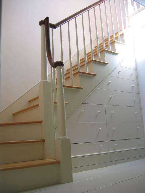how to build internal stairs