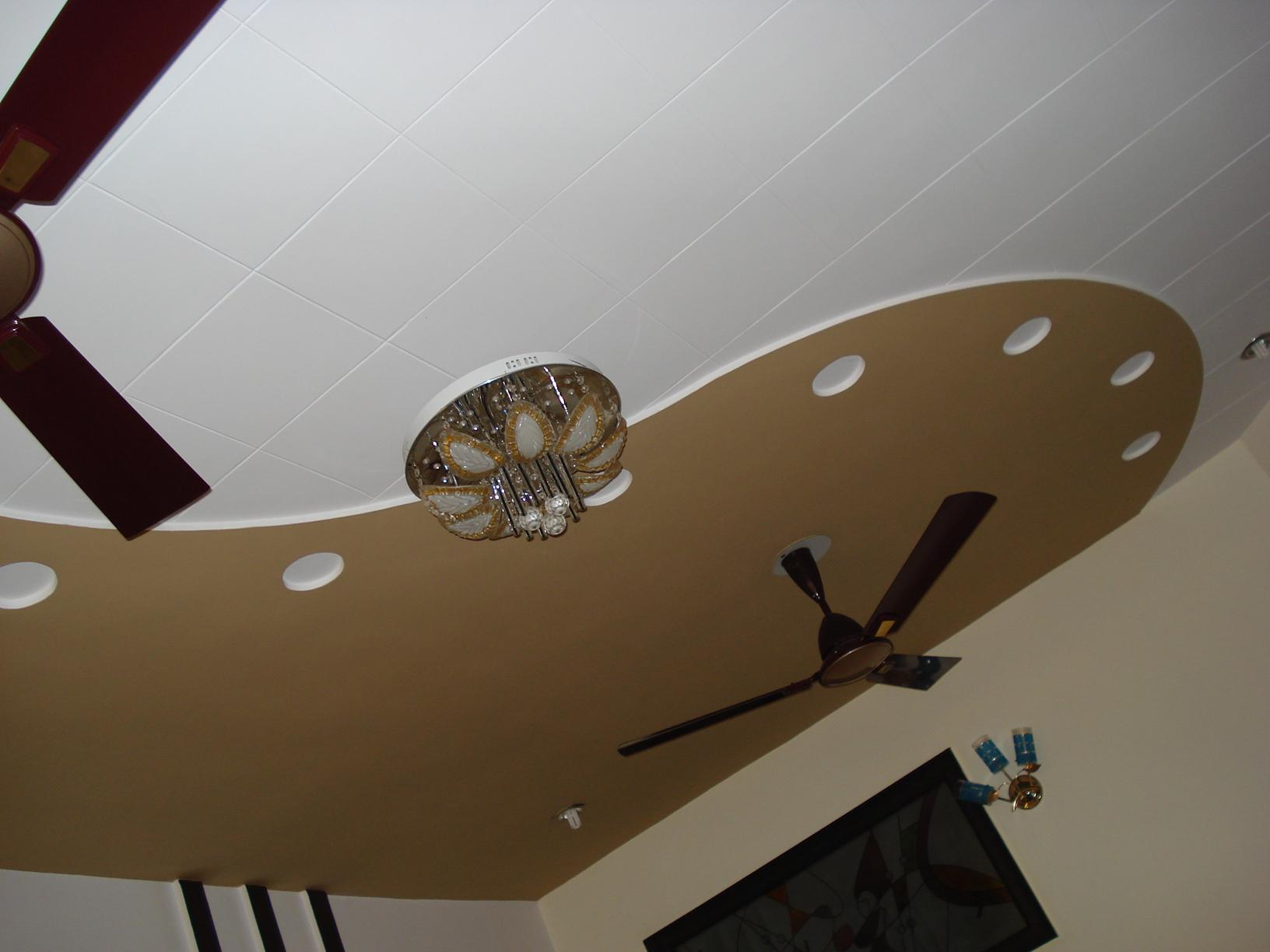 Simple And Smart POP Ceiling Design