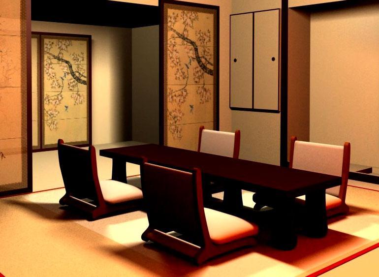 Japanese dining furniture desi....