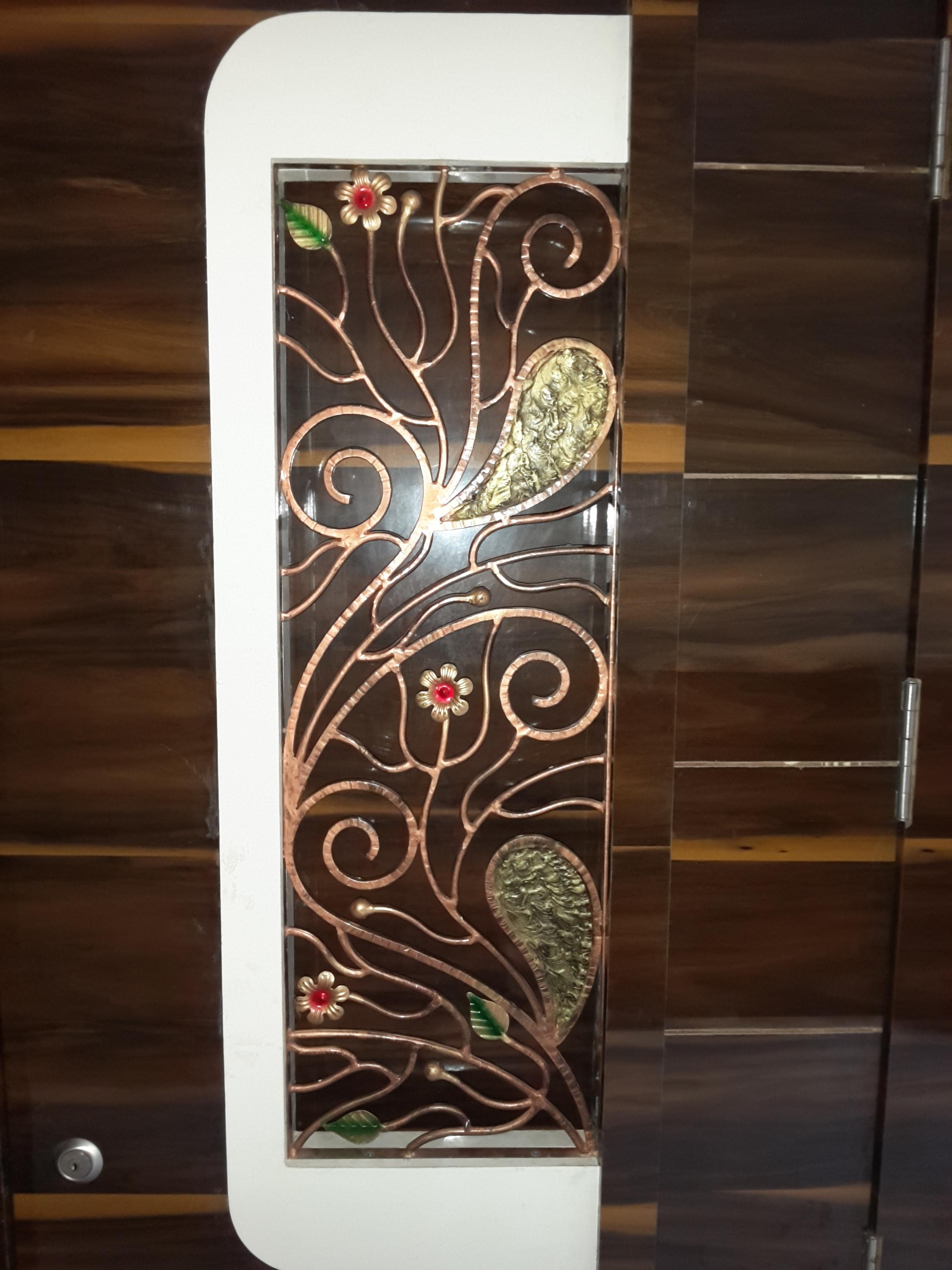 Safety door gharexpert for Designs for main door of flat