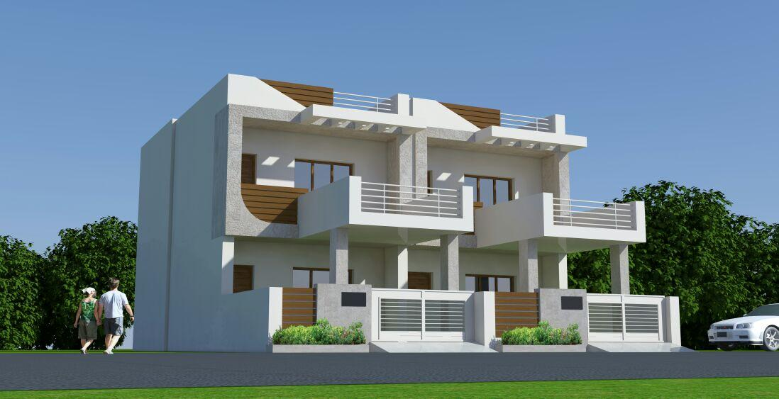 Duplex at kachanar city owned ....