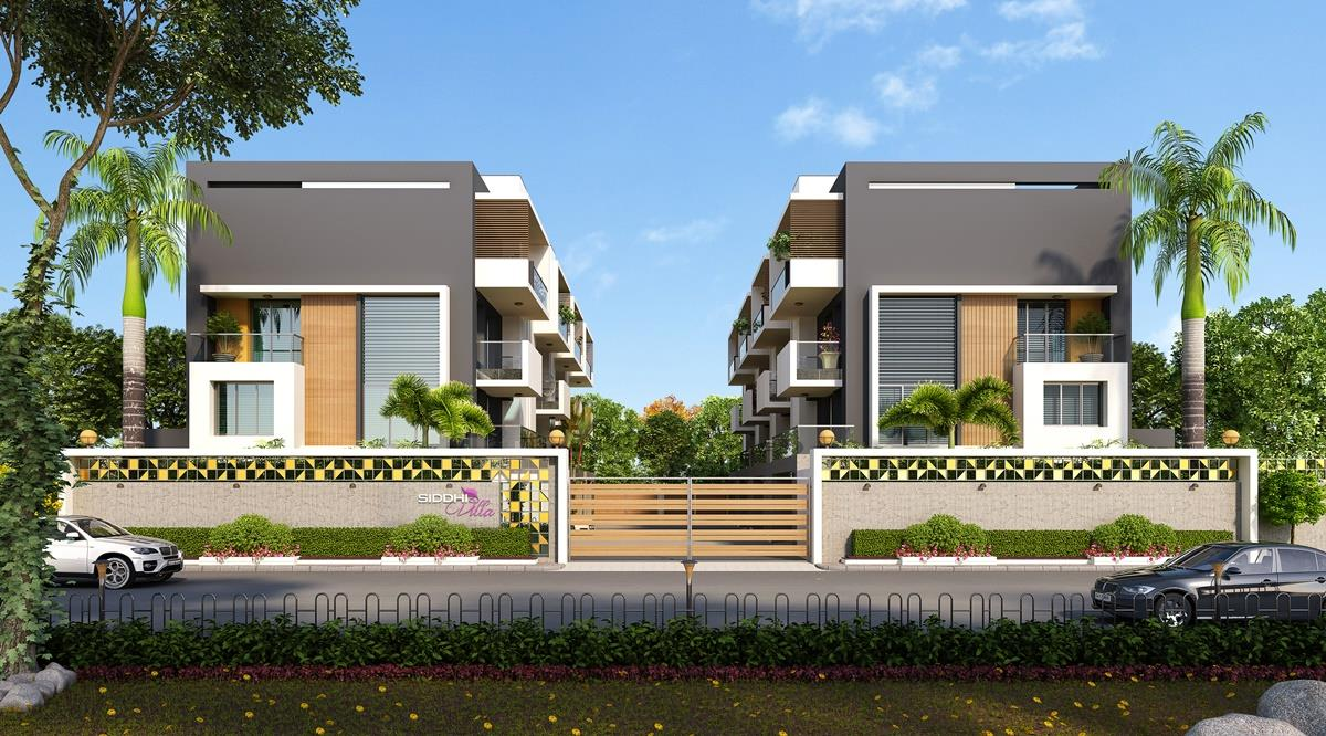 Photorealistic Home Exterior d....