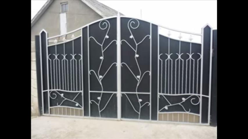 Main Gate Design In Steel GharExpert