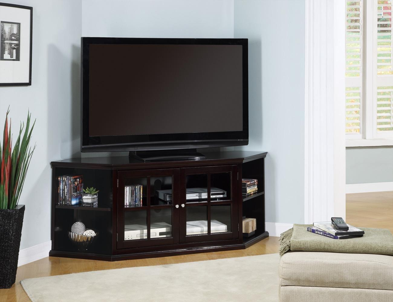 TV stand for corner TV