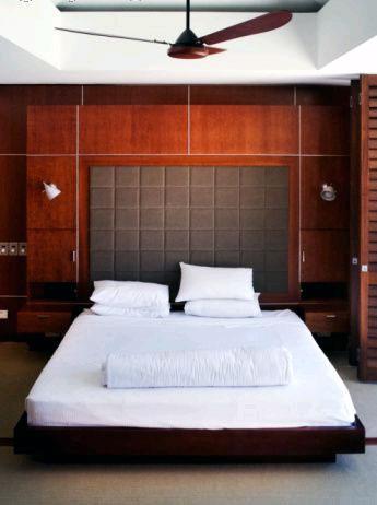 Bedroom in Japan Style