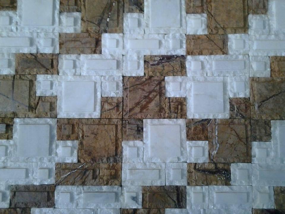 Bidasar &Marble Mosaic