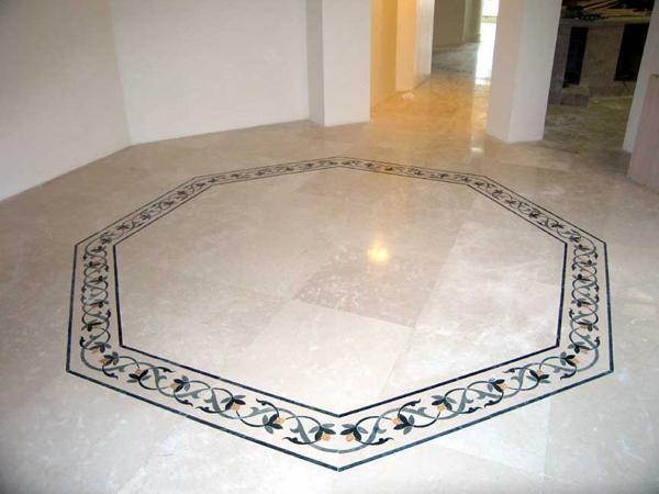 Makrana Marble Flooring Designs : Interior decor marble flooring tiles designs