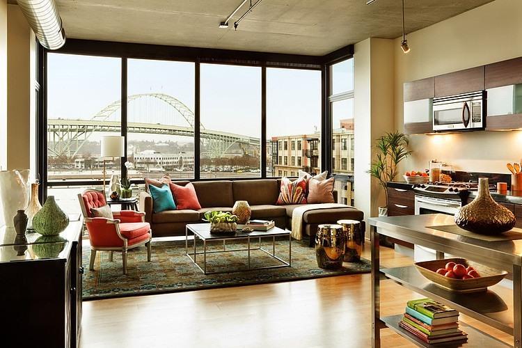 Living Room- Modern