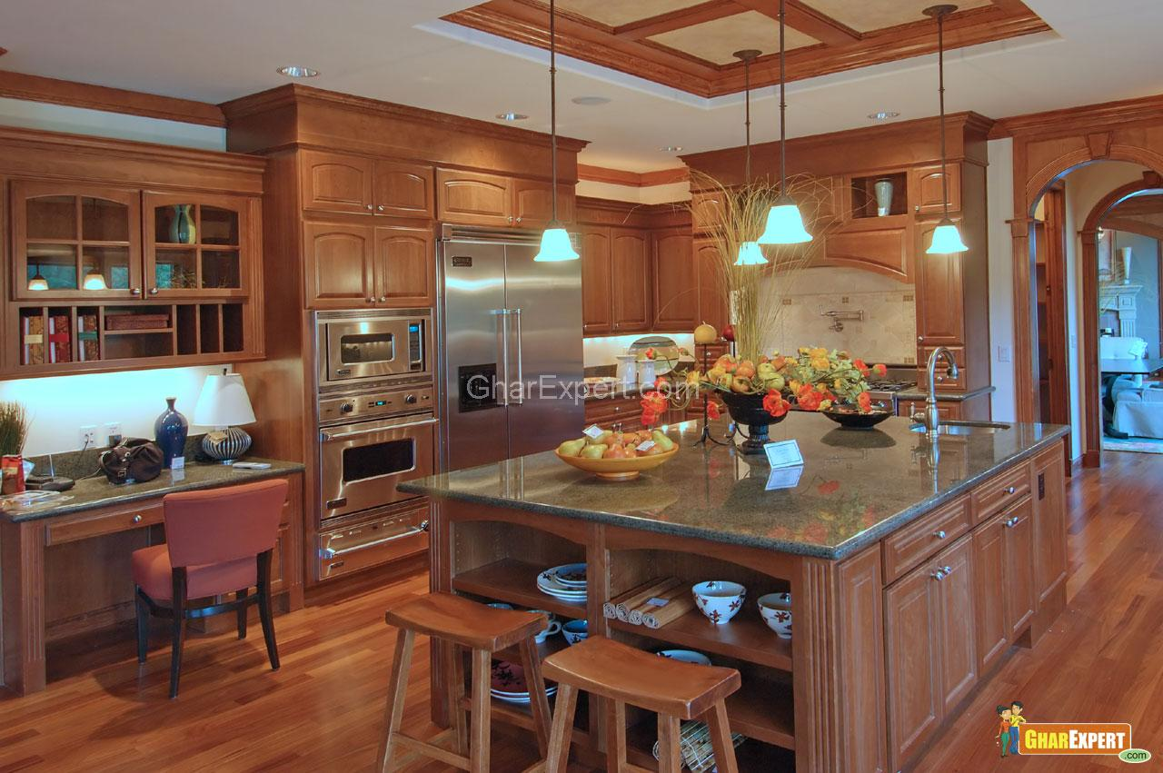 27 luxury kitchens that cost more than 100 000 incredible - Fine Huge Kitchens Love The Masculinity Throughout Design