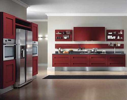 Modern kitchen Design Layout