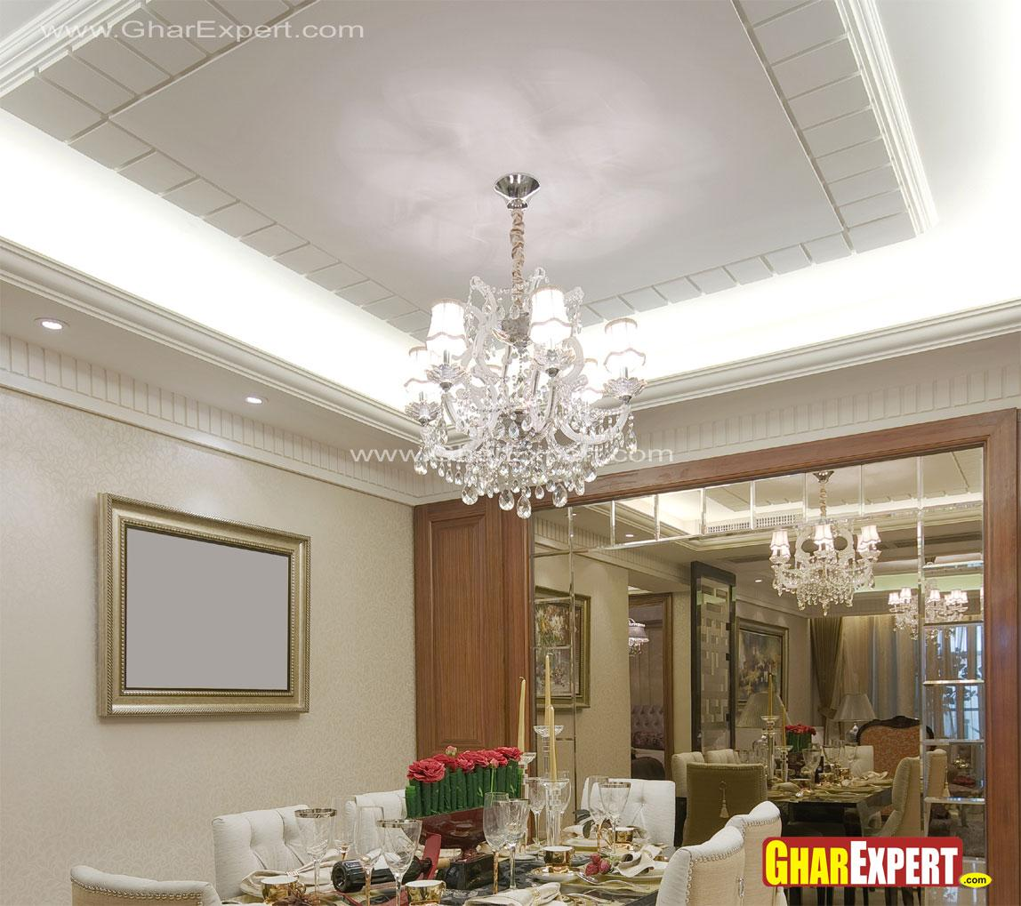 dining room ceiling design acc....