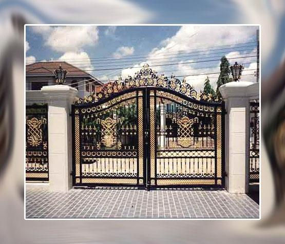 Decorative Gate Design For Bungalow Gharexpert