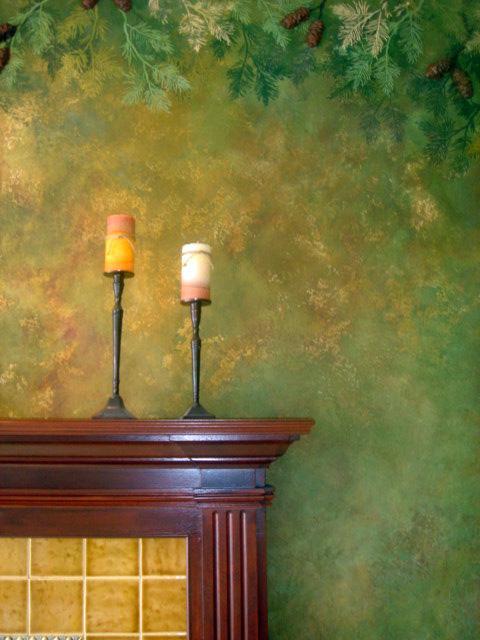 decorative paint texture  natu....