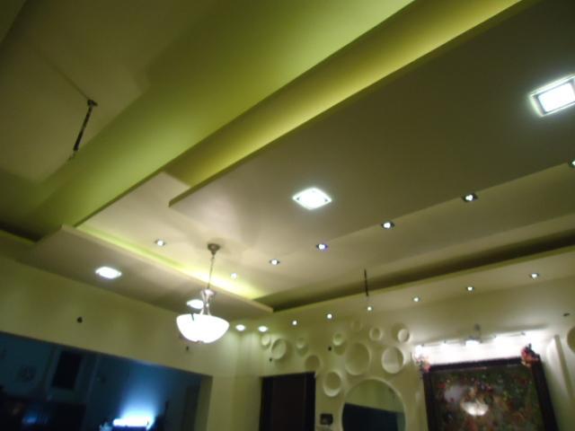 POP false ceiling design in di....