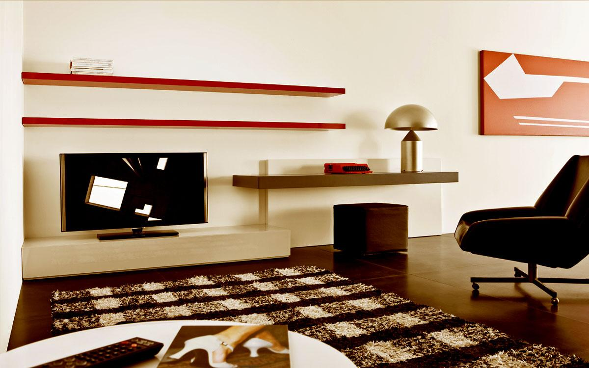 living room lcd unit design gharexpert