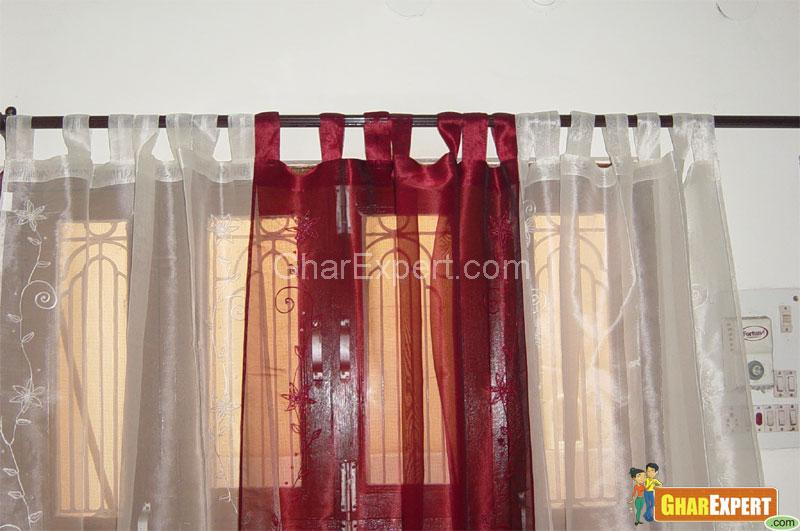 For More Images And Trendy Curtains Click Here