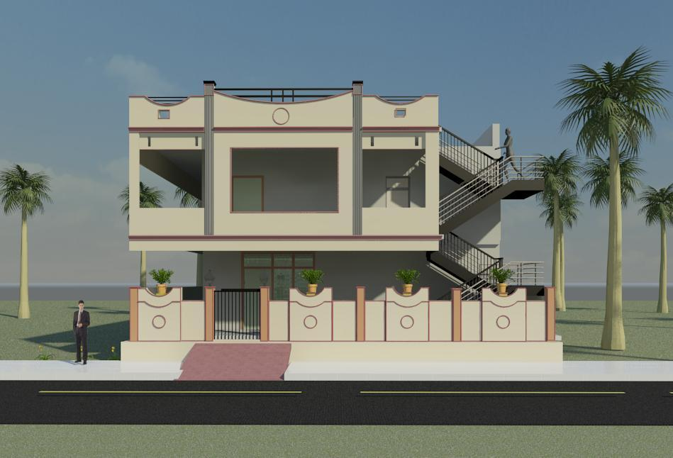 Modern House Front Elevation Drawing : House elevation drawings joy studio design gallery