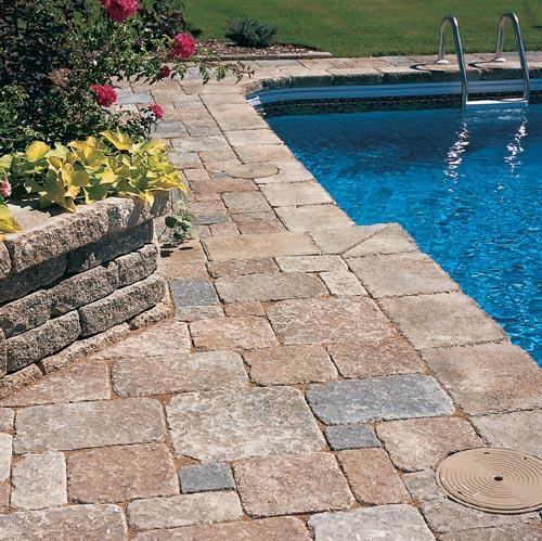 Flooring for swimming pool sid....
