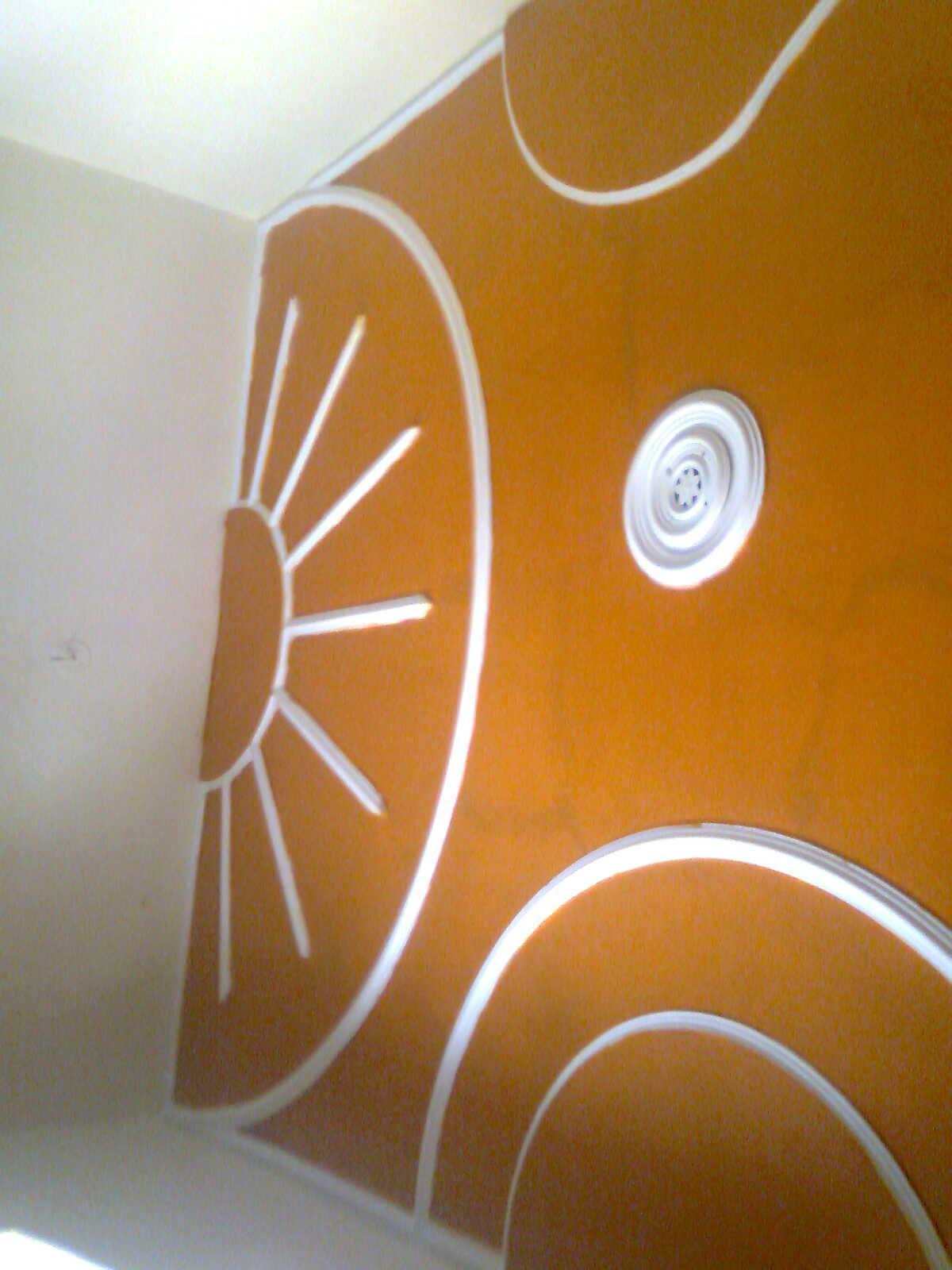 Wall or ceiling pop design gharexpert for Wall ceiling pop designs