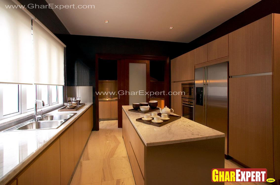 Kitchen cabinets style of mode....