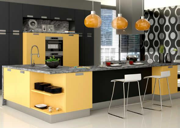 Contemporary Modular Kitchen D....