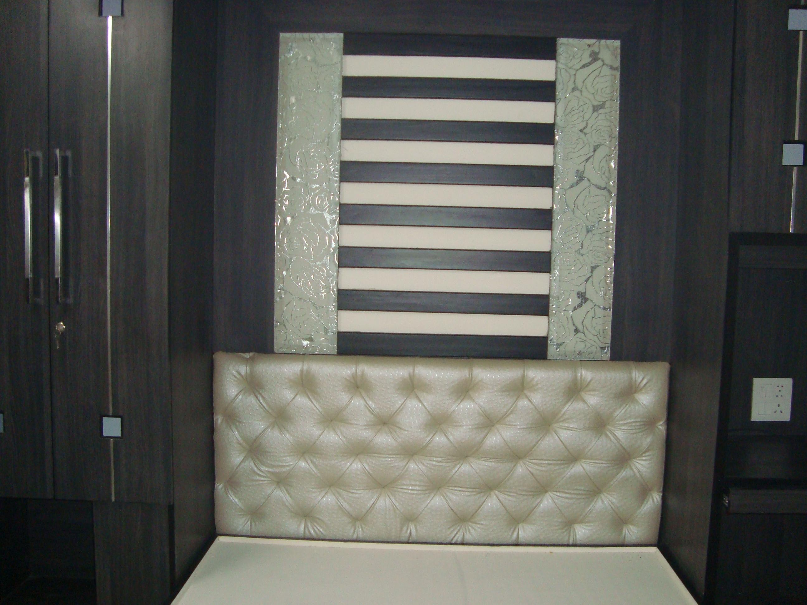 Bed Headboard Design