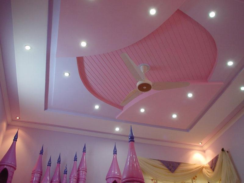 Pop Ceiling Design For Kids Room Gharexpert
