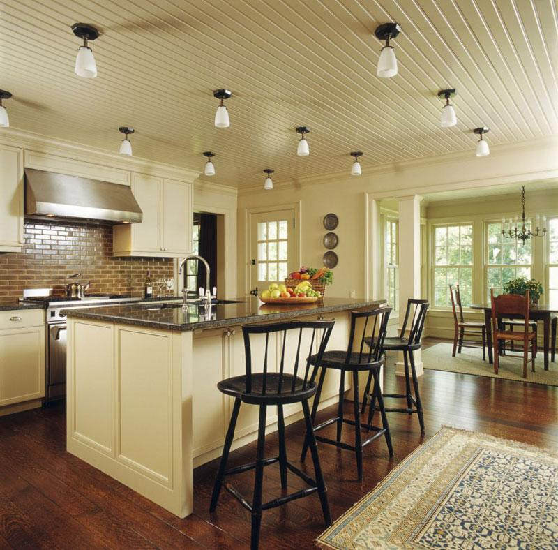 POP Ceiling Design Of Kitchen