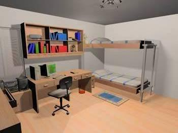 interior designing bedroom