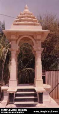 temple design photo