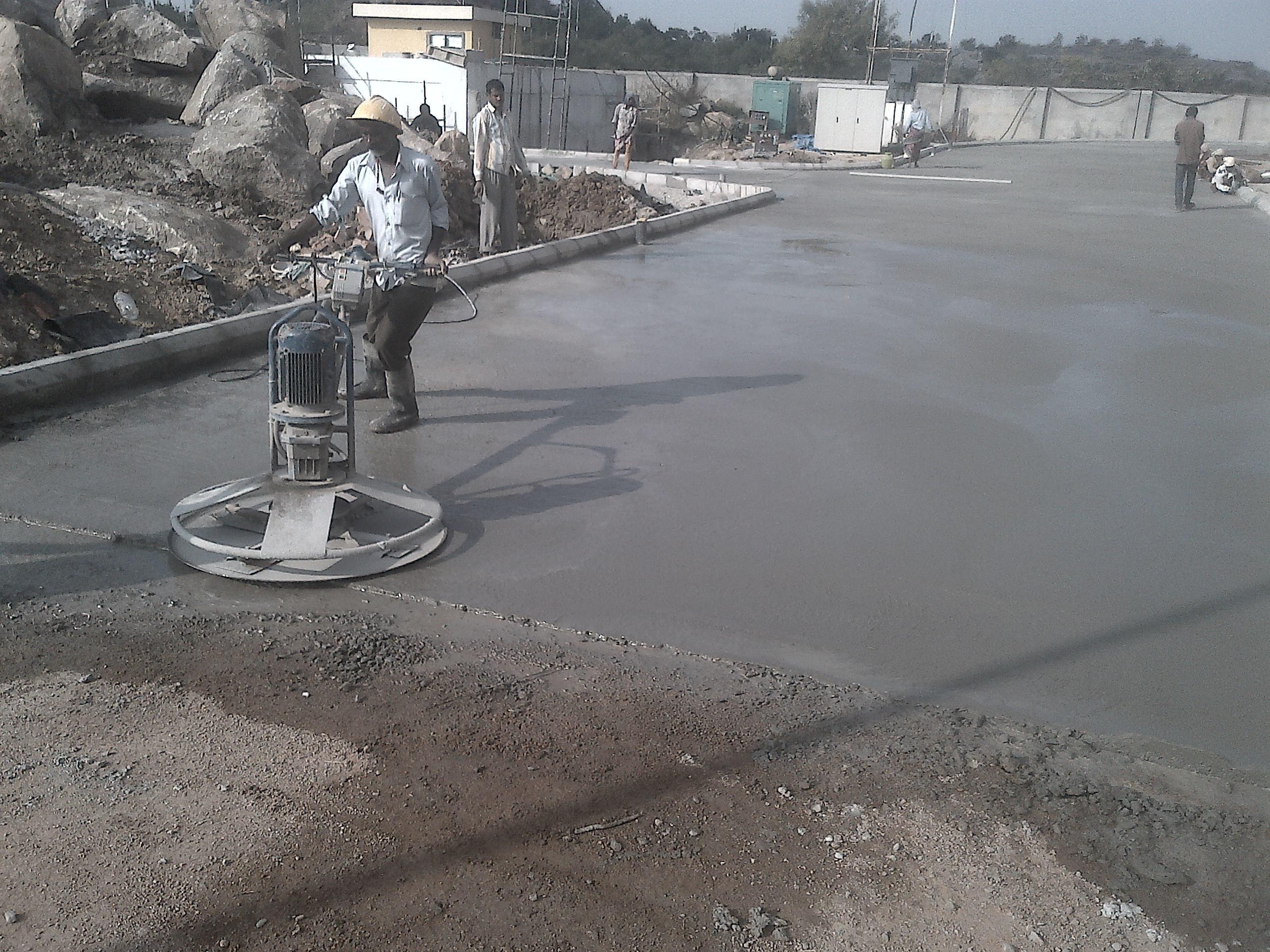 Vacuum Dewatered Flooring Gharexpert