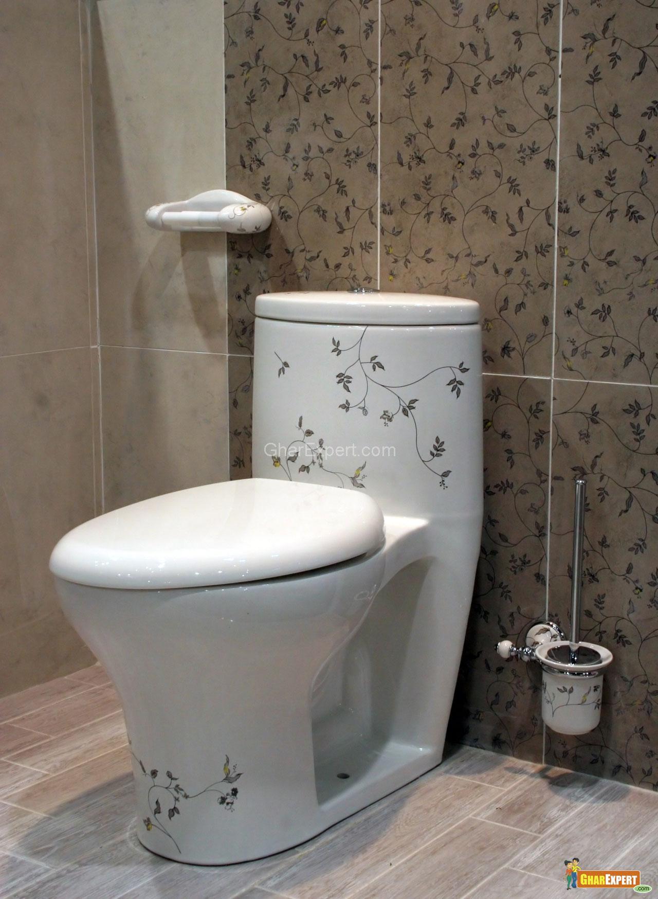 Bathroom pot