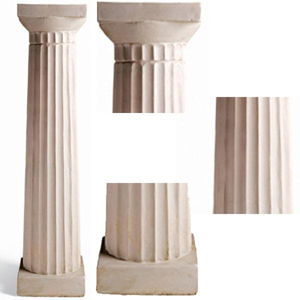 Doric style  pillar for indoor....