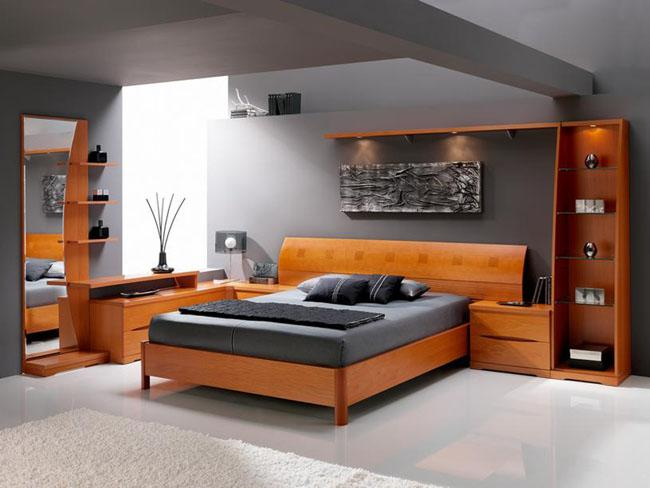 Bed headboard design - GharExpert