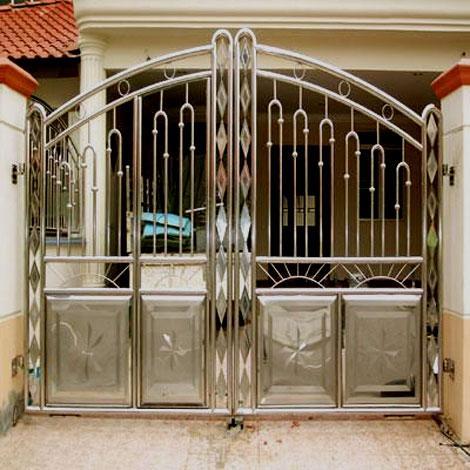 Steel Main Gate Design Gharexpert
