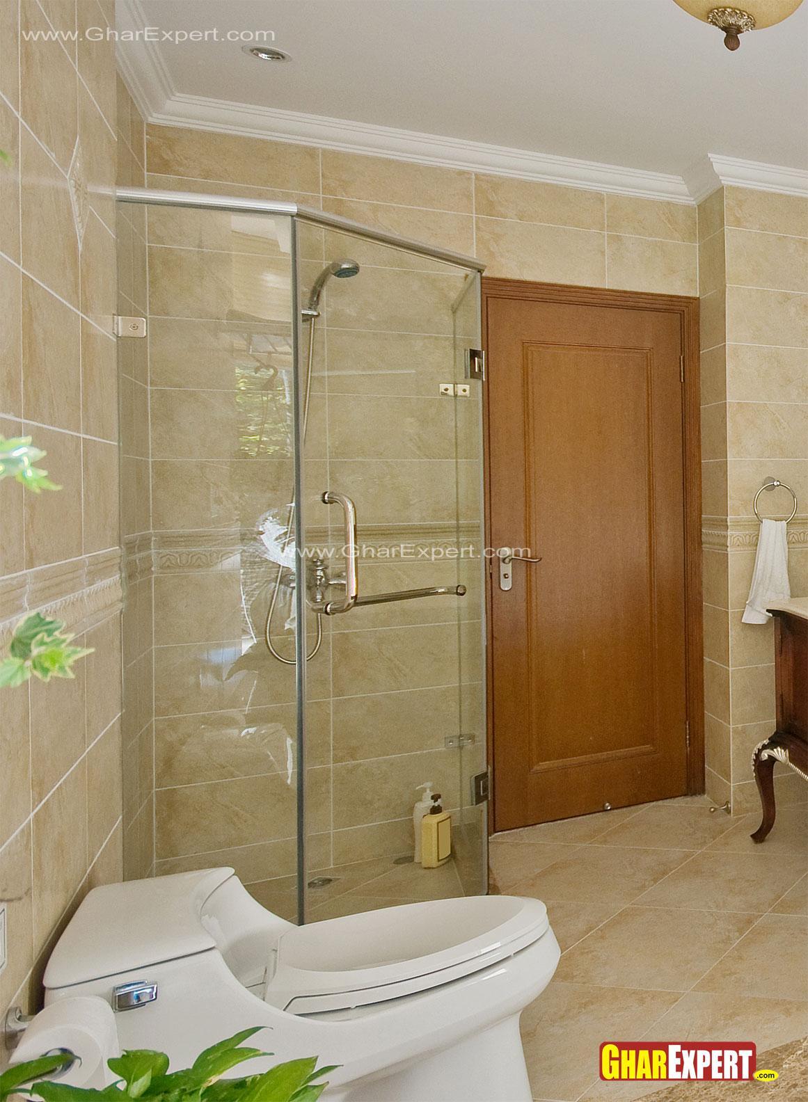 bathroom shower enclosures cor....
