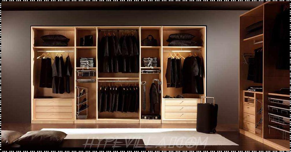 Wardrobe design guideline gharexpert for Modern wardrobe interior designs