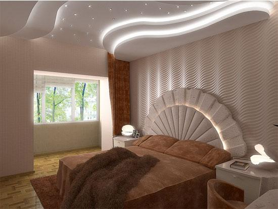 Bedroom Ceiling Home Decorating Ideas