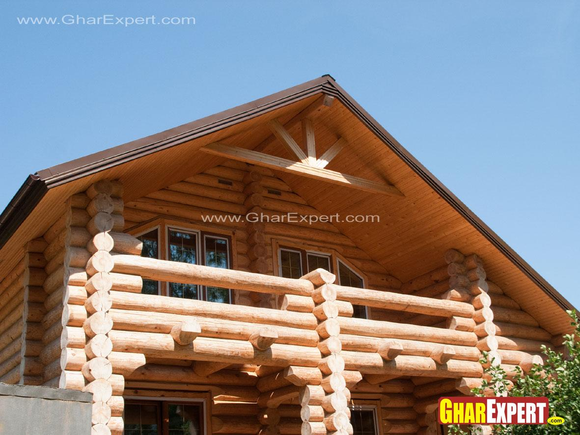 Bamboo exterior elevation for ....