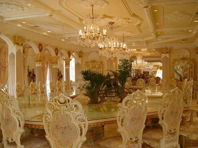 Amazing dining room gharexpert for Amazing dining rooms
