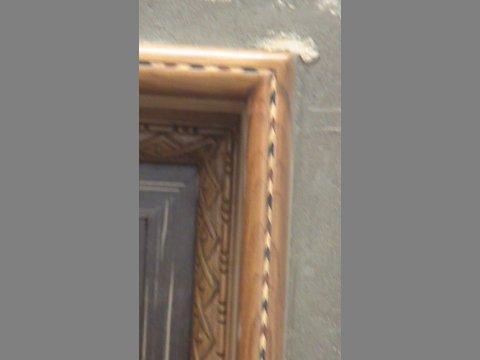 Inlay Work in DOOR FRAME..0942....