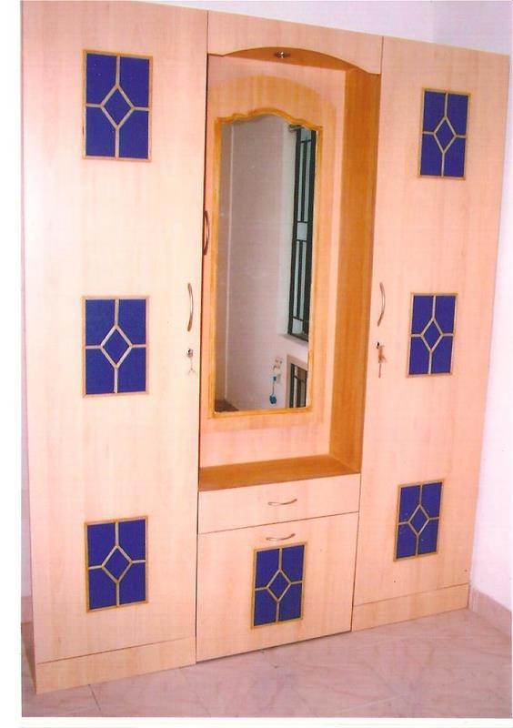 Wardrobe Dressing Table Designs Images