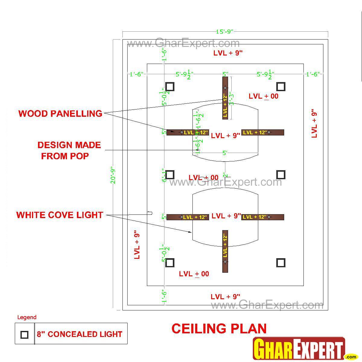 ceiling design 45