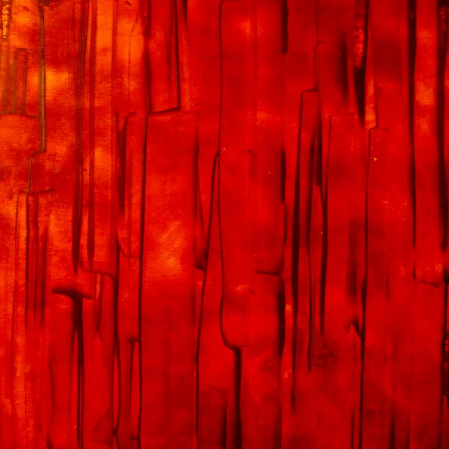 hot red paint wall texture - gharexpert