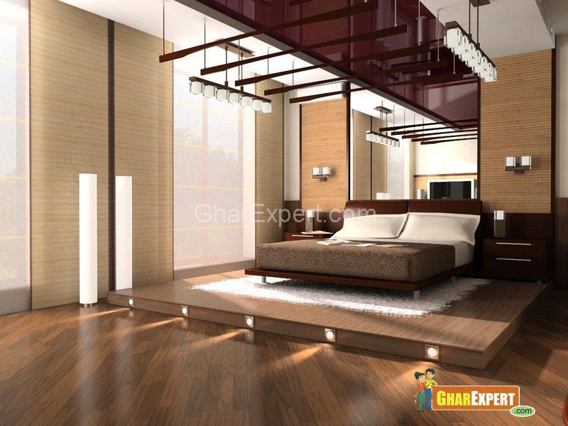 Inovative Bed Room with Decora....