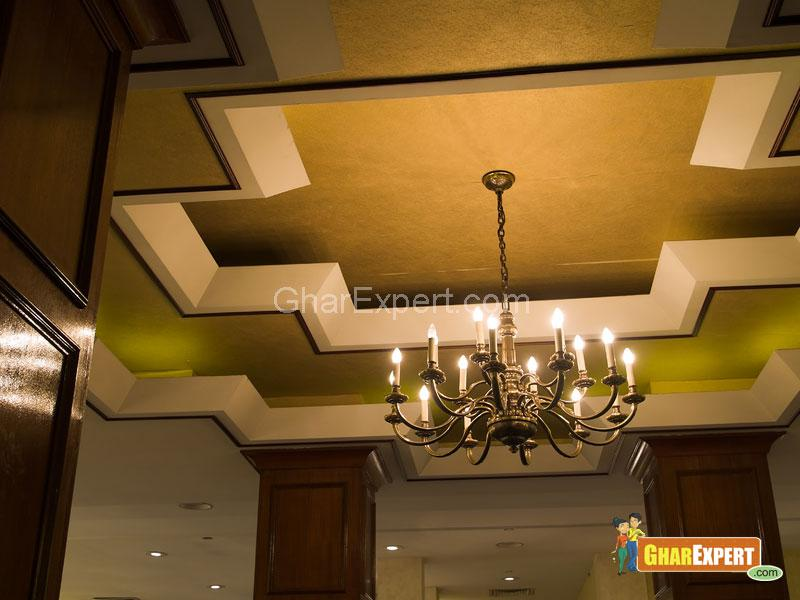Gibson Board Ceiling Design 800 x 600