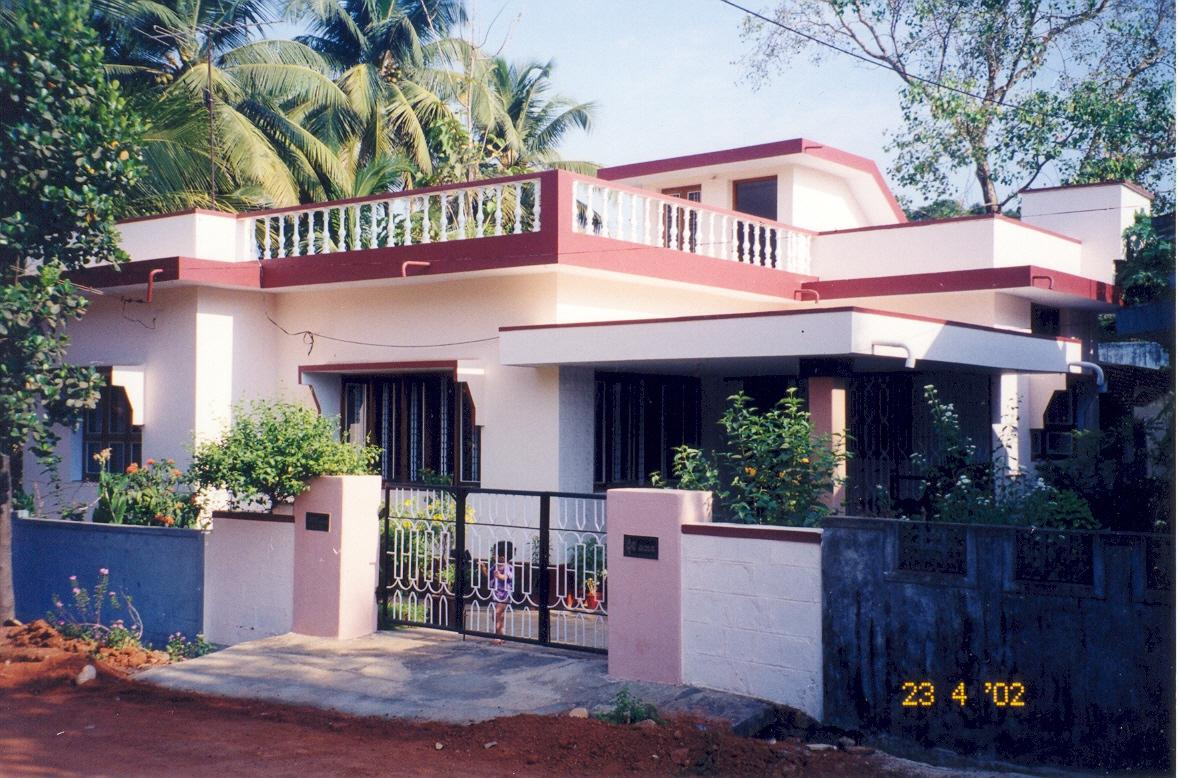 single storey home exterior gharexpert