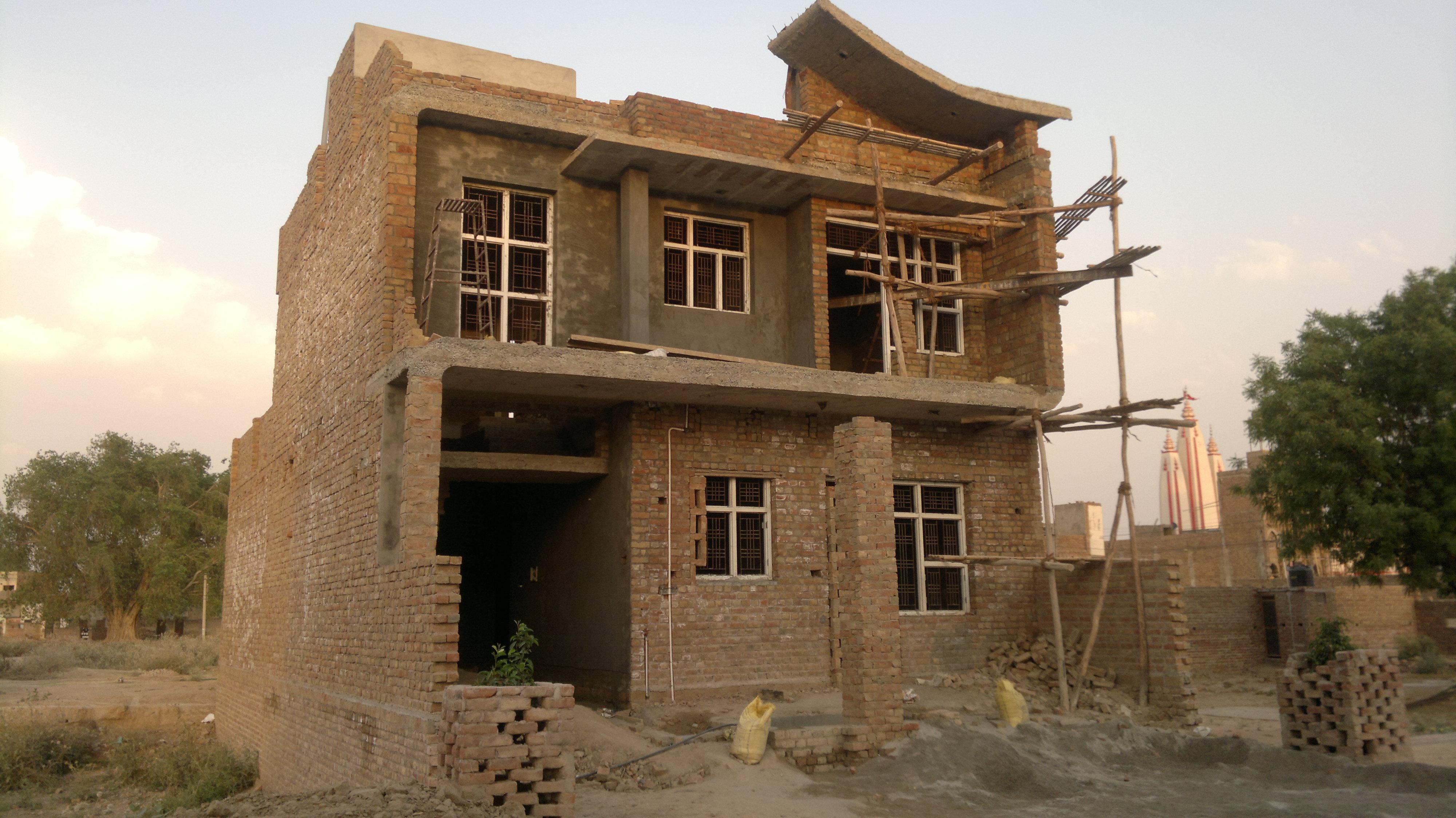 Under construction elevation f....