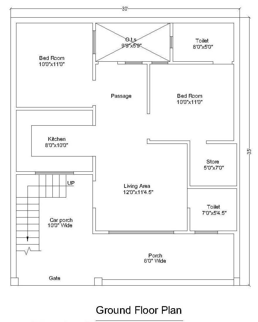site plan : 30