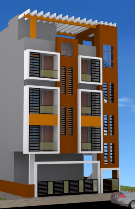 Design Of Front Elevation Of Commercial Building : The gallery for gt front elevation designs of commercial